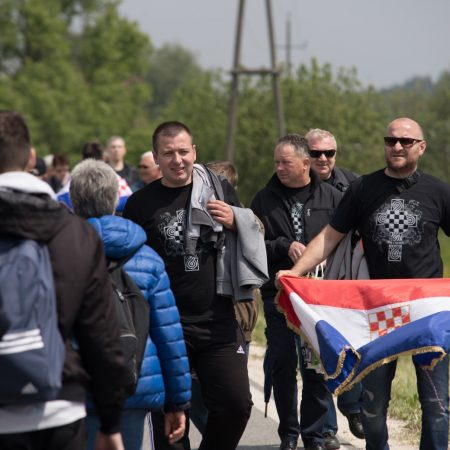 Bleiburg: Kroatisches Gedenktreffen am Loibacher Feld findet